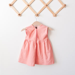 Mango Emery Linen Dress