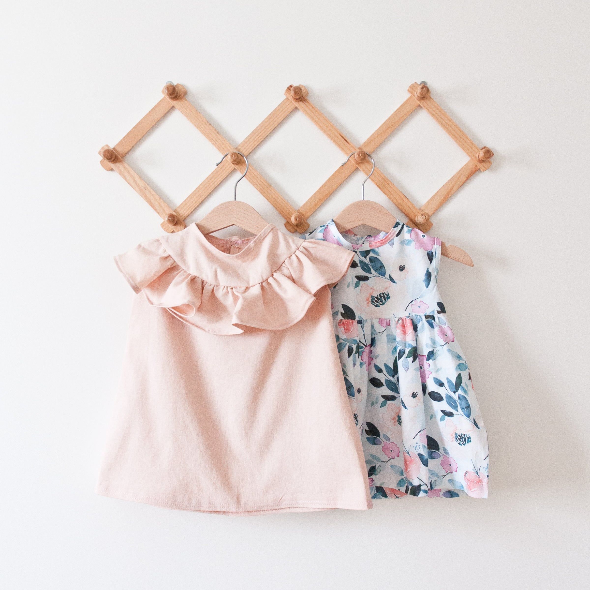 Floral Emery Cotton Dress