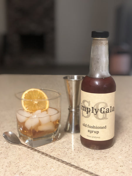 2 Old Fashioned Recipes - Muddled & SimplyGala