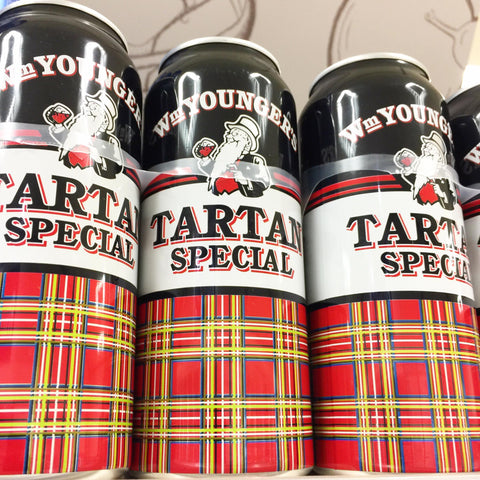 Younger's Tartan Special, Things You Mainly See in Scotland, Glasgow Gift Shop