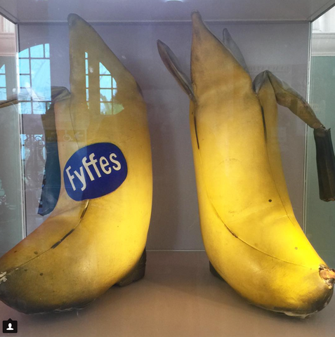 fyffes, bananas,gie it laldy,glasgow gift shop,scottish gifts