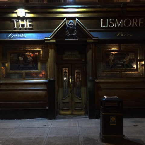 bar,pub,glasgow,cafe,gie it laldy,establishments,glasgow gift shop, the lismore,partick