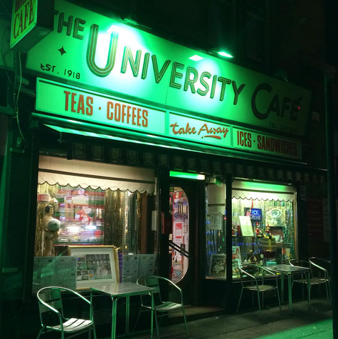 bar,pub,glasgow,cafe,gie it laldy,establishments,glasgow gift shop, the university cafe
