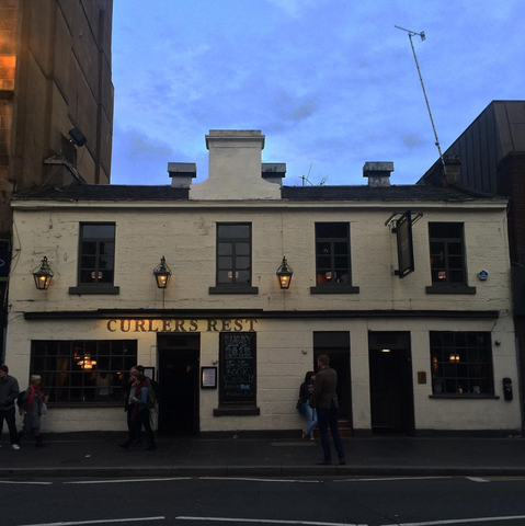 bar,pub,glasgow,cafe,gie it laldy,establishments,glasgow gift shop, the curlers rest