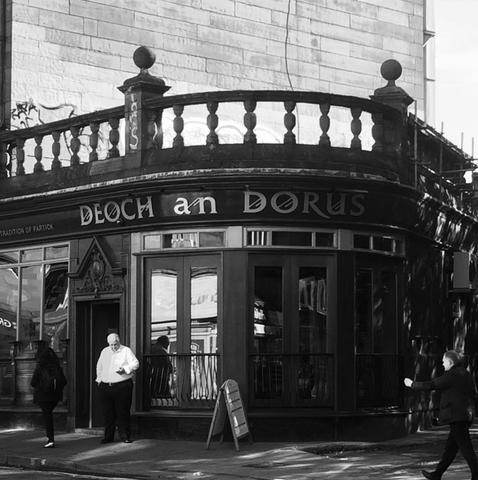 bar,pub,glasgow,cafe,gie it laldy,establishments,glasgow gift shop,deoch an doras,partick