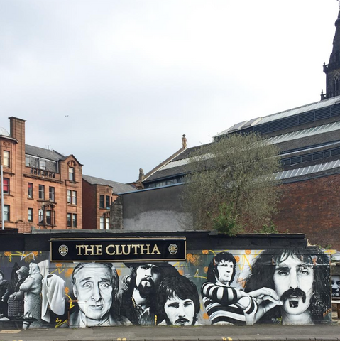 bar,pub,glasgow,cafe,gie it laldy,establishments,glasgow gift shop, the clutha bar, the clutha