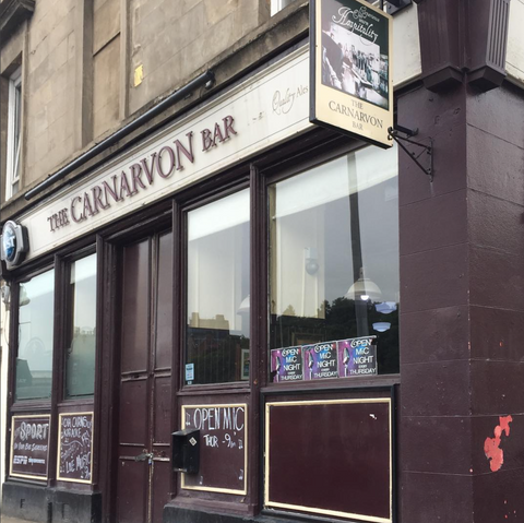 bar,pub,glasgow,cafe,gie it laldy,establishments,glasgow gift shop, the carnarvon bar