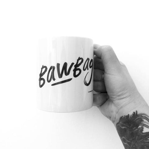 Glasgow Mug, Gie it Laldy, Funny Mug, Scottish Mug, Small gifts