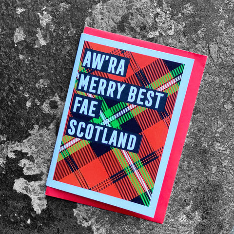 gie it laldy, gift shop, Glasgow, glasgow gifts, christmas, christmas gifts, christmas cards, xmas