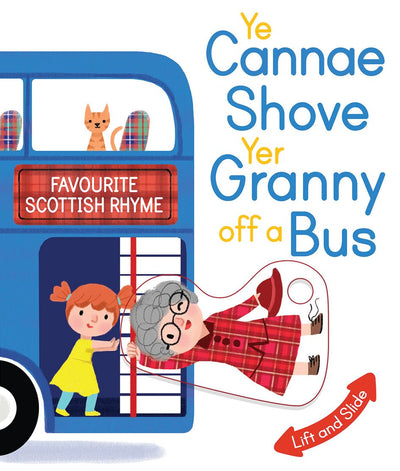Glasgow Gifts, Scottish Books, Gie it Laldy, Glasgow Books, Scottish Gifts, Glasgow Gift Shop, Ye Cannae Shove Yer Granny off a Bus