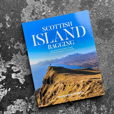 'Scottish Island Bagging' Scottish Book