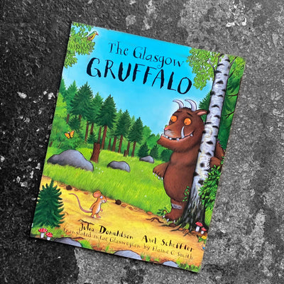 Glasgow Gruffalo Scottish Book