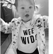 'Wee Wido' Scottish Kids T-shirt