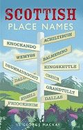 Scottish gift shop, Scottish book shop, What's in a Scottish Placename, Glasgow gifts, Scottish book