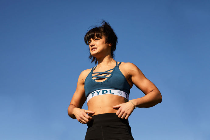 Women's Eco Bamboo Sports Bra | TYDL-Sports Bra-TYDLfitness-TYDLfitness