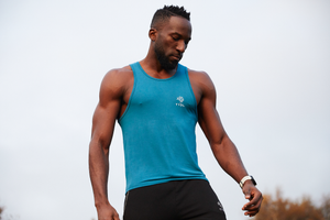 Men's Bamboo Vest Top | TYDL