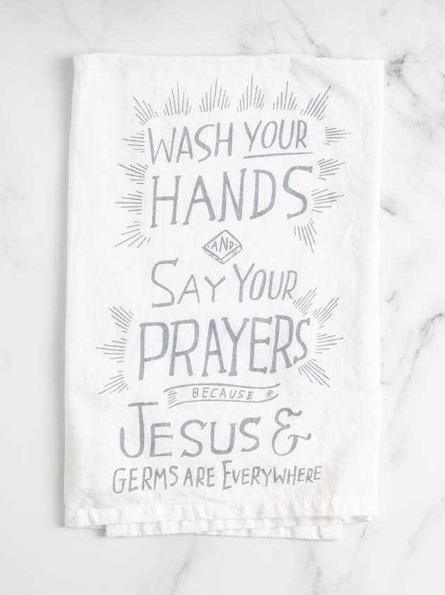 Jesus and Germs