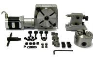 4th Axis Kit - 4 Rotary Table