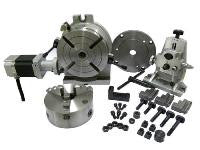 4th Axis Kit - 8 Rotary Table