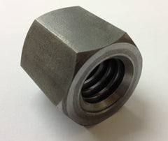 Steel Hexagonal Left Hand Lead Single Start Nut