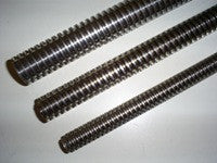 TR32X6G Trapezoidal Left Hand Spindle / Leadscrew DIN103 C15/C35