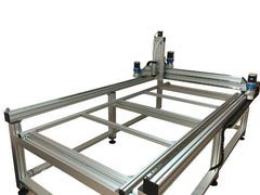 8' x 4' Rack and Pinion Free Standing CNC Router Package