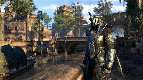 Buy The Elder Scrolls Online Tamriel Unlimited + Morrowind Upgrade DLC Digital Download CD Key