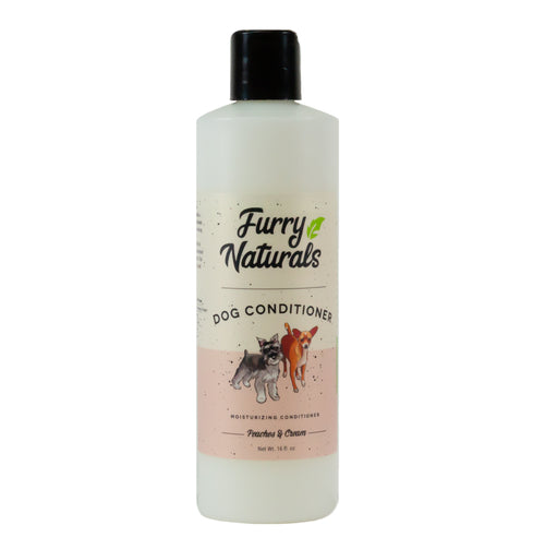 Peaches and Cream Dog Conditioner 16oz