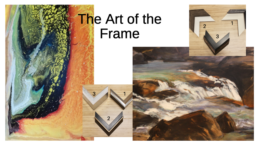 THE ART OF THE FRAME