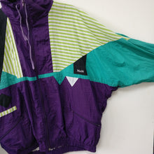 Load image into Gallery viewer, 1980s vintage Malik shell jacket L