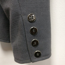 Load image into Gallery viewer, 1980s vintage Windsmoor box style quality grey jacket size 12