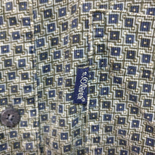 Load image into Gallery viewer, S. Oliver vintage 1990s cord shirt patterned M