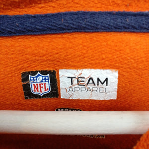 Denver broncos NFL orange hoodie M