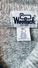 Load image into Gallery viewer, Woolrich vintage Diamond pattern jumper S/M