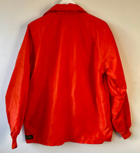 Load image into Gallery viewer, Orange starter jacket M