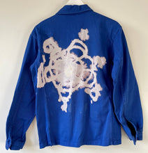 Load image into Gallery viewer, Royal blue customised work jacket S