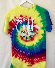 Load image into Gallery viewer, Tye dye tee shirt S/M