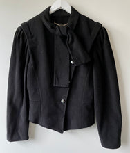 Load image into Gallery viewer, Windsmoor black womans  1980s jacket