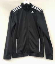 Load image into Gallery viewer, Black Adidas track jacket