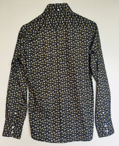 New navy and olive Relco mens shirt