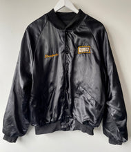 Load image into Gallery viewer, American black bomber jacket L
