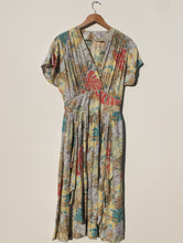 Load image into Gallery viewer, 1980s tea dress