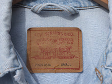 Load image into Gallery viewer, Denim Jacket Levi S