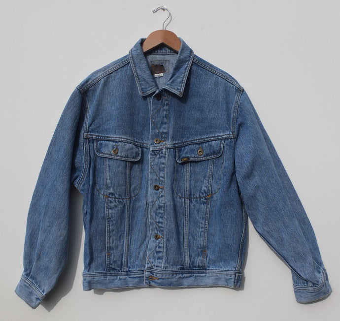 Blue Lee denim jacket