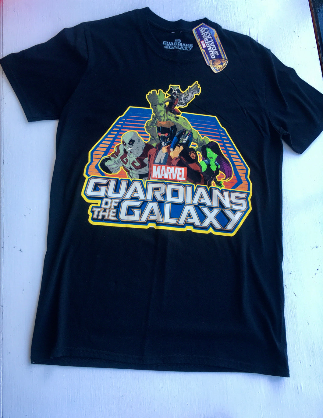 Guardians of the galaxy tee shirt