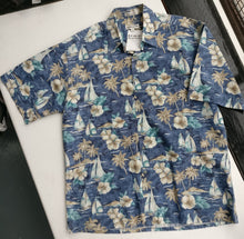 Load image into Gallery viewer, Hawaiian shirt Pierre Cardin