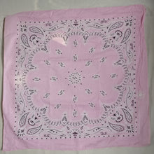 Load image into Gallery viewer, Pink bandana