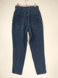 High waisted jeans 1980s 28w 30l