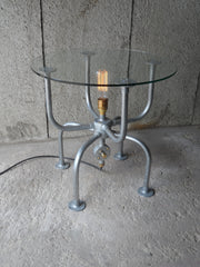 Industrial Spider Table Light