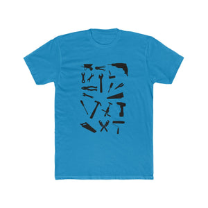 Tools Men's Cotton Crew Tee